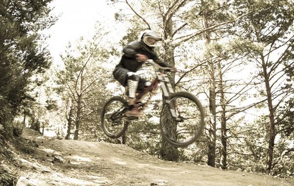 DH Bike Park La Pinilla