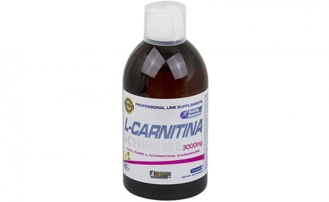 L-CARNITINA 300MG